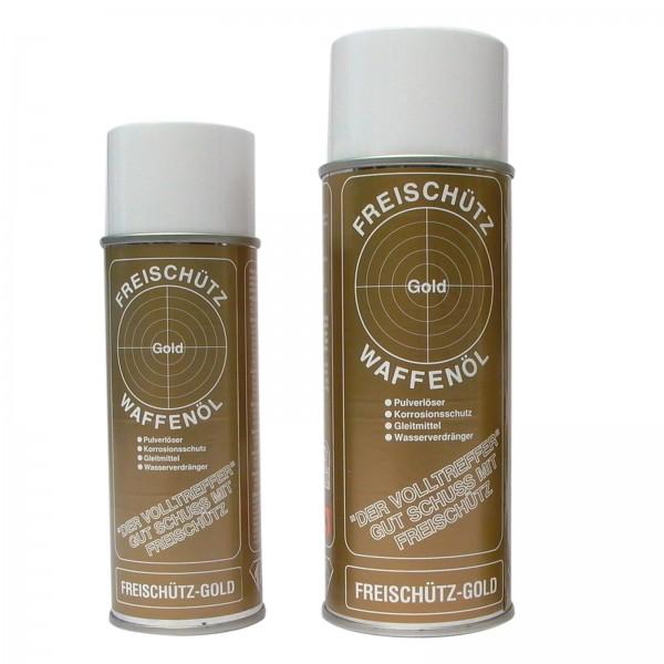 Freischütz Waffenöl Spray Gold 200 ml