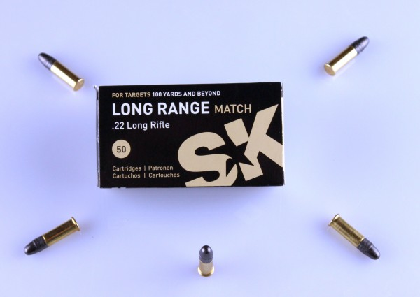 SK Long Range Match Schönebeck .22lr