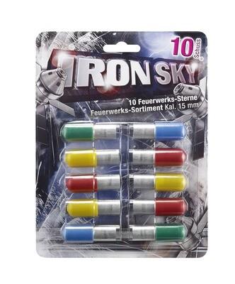 Umarex Pyro Iron Sky 15mm 10er Blister