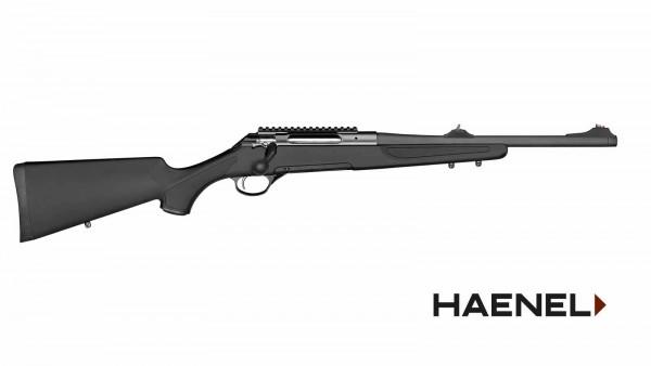 HAENEL Jaeger 10 Compact Soft Touch Black .308
