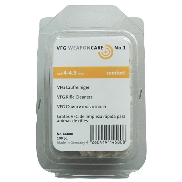 VFG Schnellreinigungspropfen 4-4.5 -100 St.66800