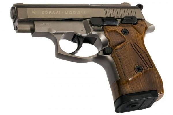 Zoraki 914 9mm P.A.K. titan HG Optik