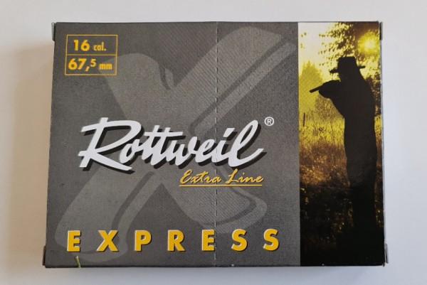 Posten Schrot RW Express 16/67,5 7,4mm 10St/PK