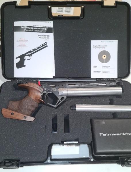 Feinwerkbau Luftpistole FWB P8X