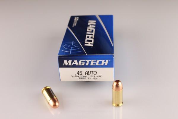 Magtech .45Auto FMJ 230GRS #45A