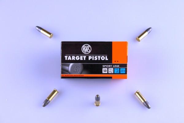 RWS Target Pistol