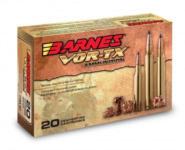 Barnes VOR-TX 8x57 JS TTSX BT 160 grain Bleifrei