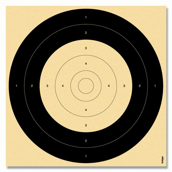 BDS Spiegel 25m Großkal.-Pistole Nr. 3280