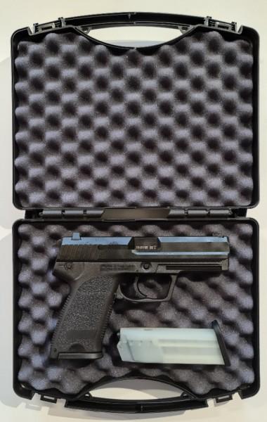 HK-Pistole P8 A1 Kal. 9mm Luger