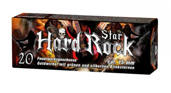 Umarex Pyro Hard Rock Star 15mm 20er Schachtel