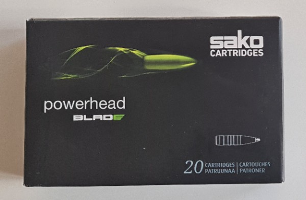 Sako Powerhead Blade 30-06 11g/170gr