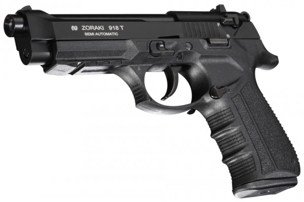 Zoraki 918 9mm P.A.K. schwarz