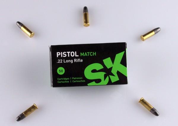 SK Pistol Match Schönebeck .22lr
