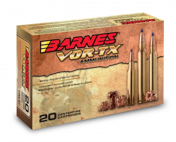Barnes Vor-TX Int.308Win.TTSX 150grs.20S