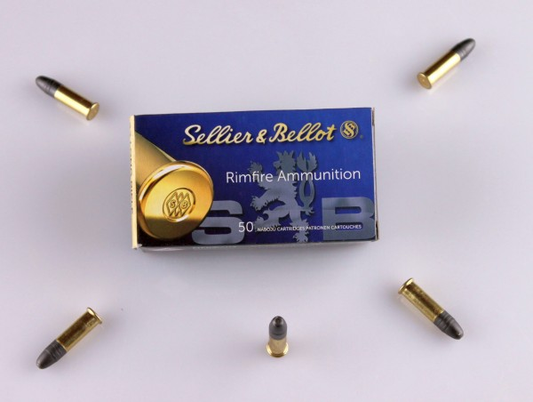 S&B Standard Seller und Bellot .22lr